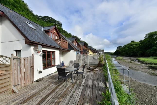 2 bed end terrace house for sale in Little Petherick, Wadebridge, Cornwall