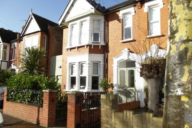 Thumbnail End terrace house to rent in St Margarets Road, Wanstead