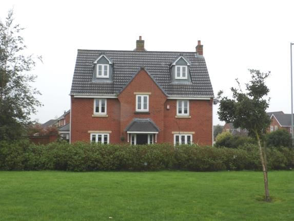 Thumbnail Detached house for sale in The Broads, St. Helens, Merseyside