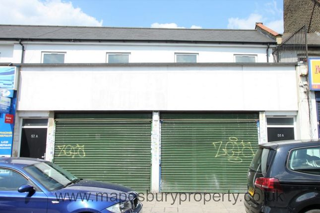Thumbnail Retail premises to let in Craven Park Road, Harlesden