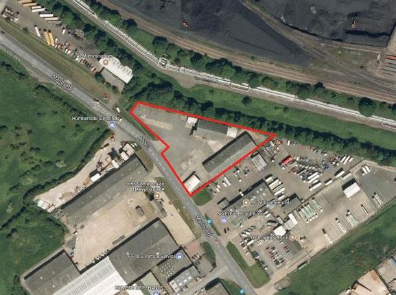 Thumbnail Light industrial for sale in Unit 3 Manby Road, Immingham