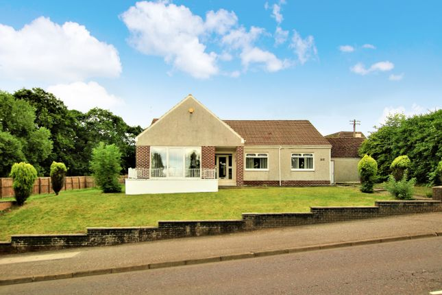 Thumbnail Bungalow for sale in Shields Road, Motherwell