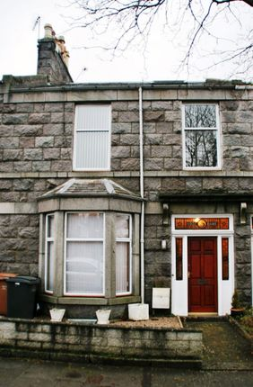 Thumbnail Terraced house for sale in Mile-End Avenue, Aberdeen