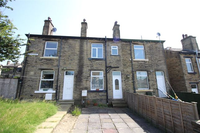 Thumbnail 1 bed terraced house for sale in Edward Street, Clifton Common, Brighouse