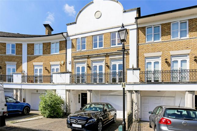 Thumbnail Terraced house for sale in Thames Crescent, London
