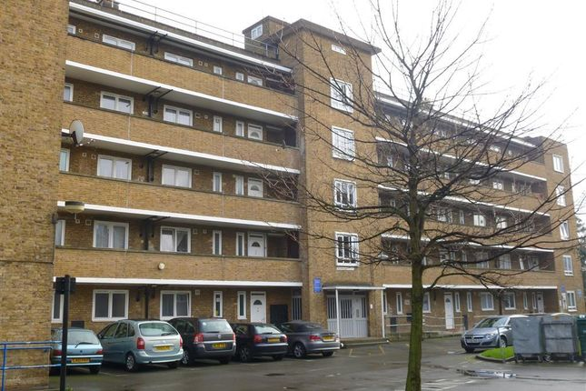 Thumbnail Flat to rent in St. Georges Terrace, Peckham Hill Street, London