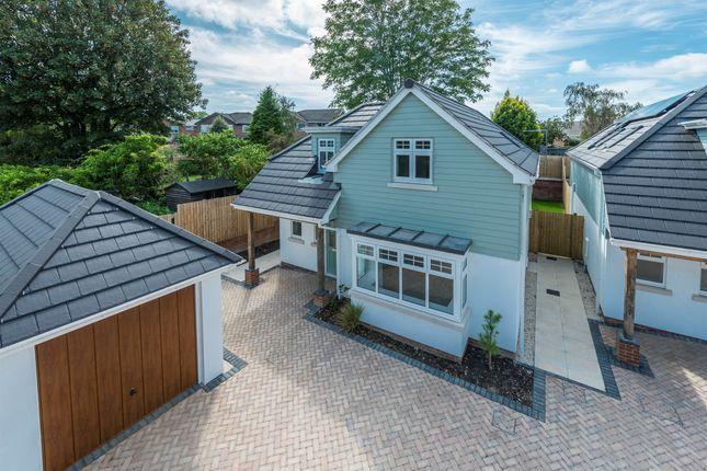 Thumbnail Detached house for sale in Merley Lane, Wimborne