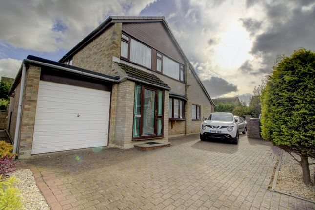 Thumbnail Detached house for sale in Claxton Court, Newton Aycliffe