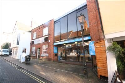 Retail premises to let in 24 Trinity Street, Colchester, Essex