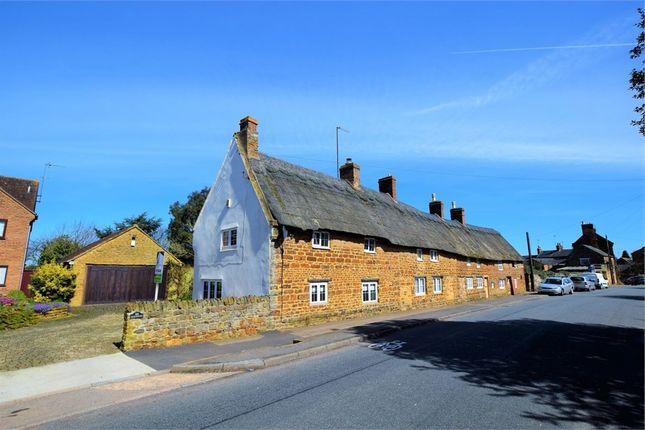 Thumbnail Semi-detached house for sale in High Street, Hardingstone, Northampton