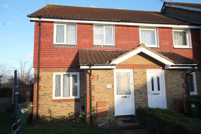 Thumbnail Detached house for sale in Moorhen Close, Erith