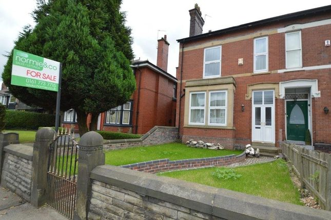 Thumbnail Semi-detached house to rent in Bury New Road, Whitefield, Manchester