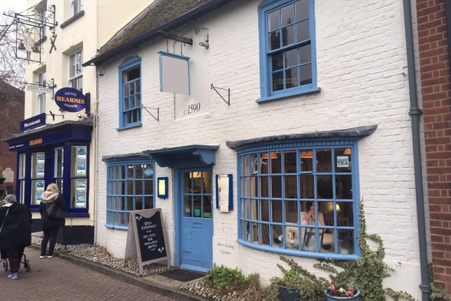 Thumbnail Restaurant/cafe to let in Cafe/Restaurant And Bakery, Wimborne