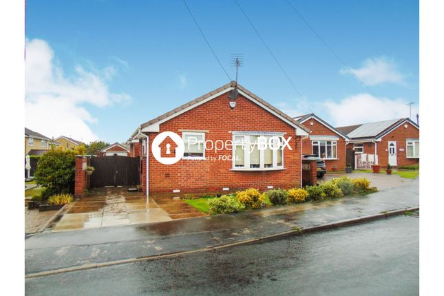 Thumbnail 3 bed detached bungalow for sale in Edenthorpe, Doncaster