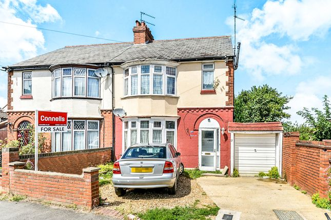 Thumbnail Semi-detached house for sale in St. Augustine Avenue, Luton