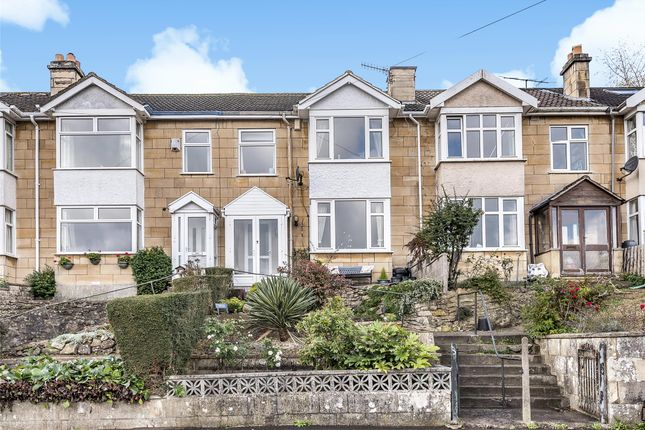 Thumbnail Terraced house for sale in Fairfield Park Road, Bath, Somerset