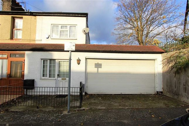 Thumbnail End terrace house for sale in Surrey Road, Barking, Essex