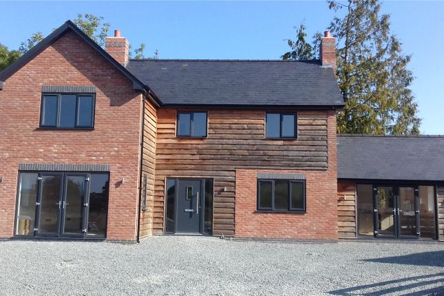 Thumbnail Detached house for sale in 4 Church Farm Close, Forden, Welshpool