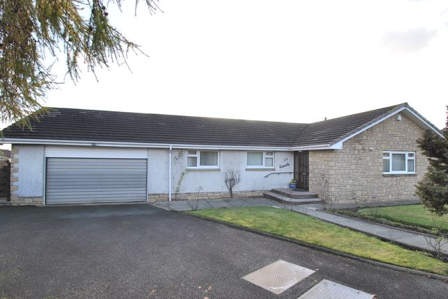 Thumbnail Detached bungalow for sale in Middlewood Park, Deans North, Livingston