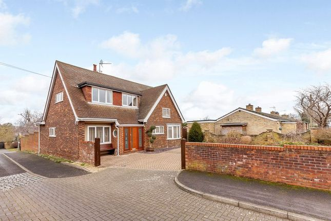 Thumbnail Detached house for sale in Wyldwood Farm, Old Road, Old Harlow