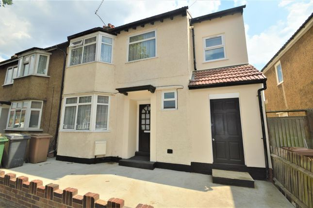 Thumbnail Semi-detached house to rent in Boundary Road, London