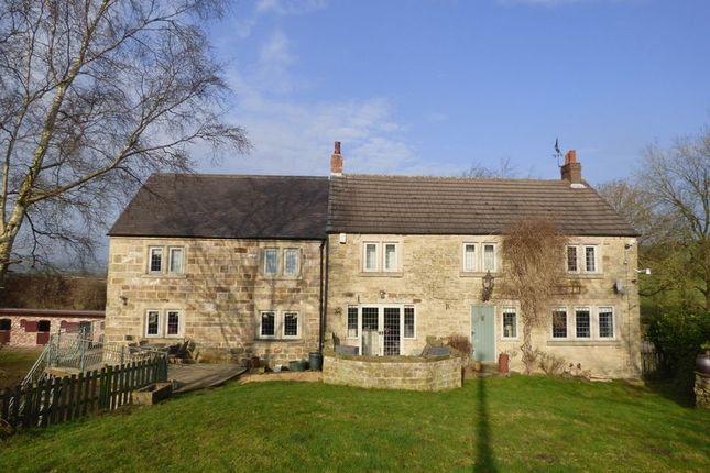 Thumbnail Detached house for sale in Quarry Cottage, Pentrich, Derbyshire