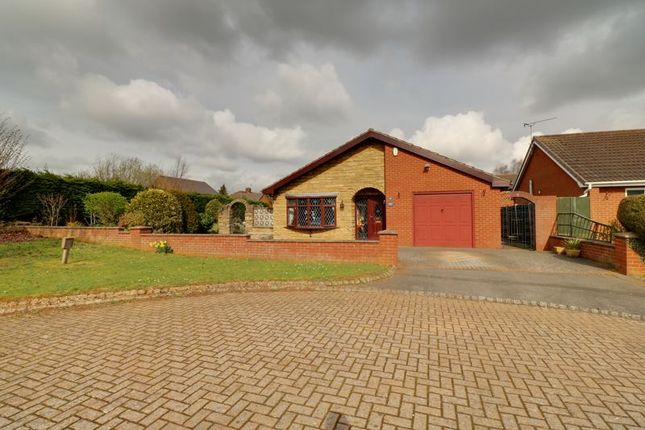 Thumbnail Bungalow for sale in Pimpernel Way, Scunthorpe