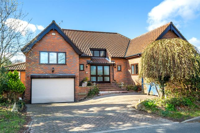 Thumbnail Detached house to rent in Main Street, Escrick, York