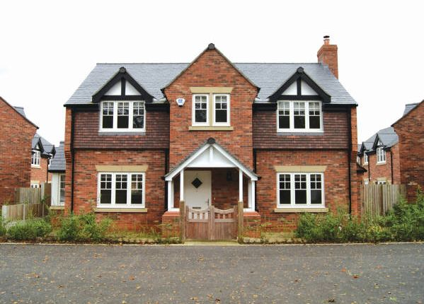 Thumbnail Detached house for sale in 3 St Elphins View, Hatton, Cheshire