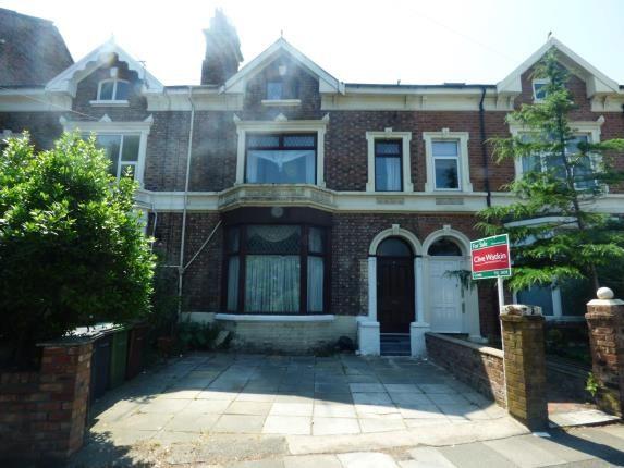 Thumbnail Terraced house for sale in Walmer Road, Waterloo, Liverpool
