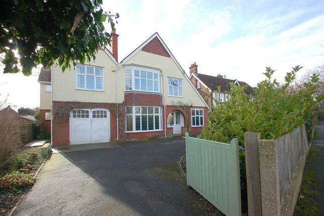 Thumbnail Detached house for sale in Beech Grove, Alverstoke, Gosport