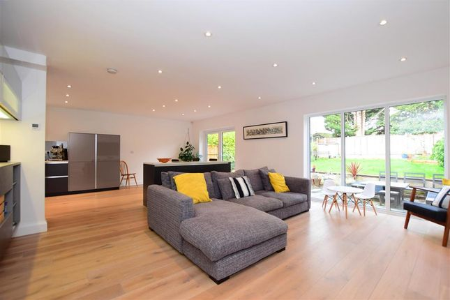 Living Room of The Uplands, Loughton, Essex IG10