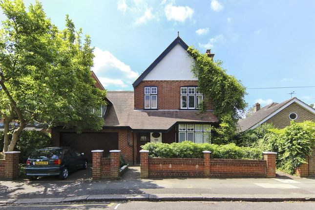 Thumbnail Detached house to rent in Langham Road, Raynes Park