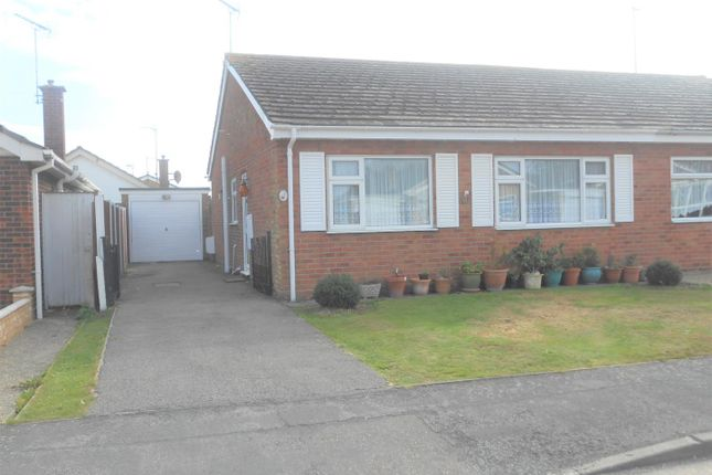 Thumbnail Semi-detached bungalow to rent in Gainsborough Close, Clacton-On-Sea