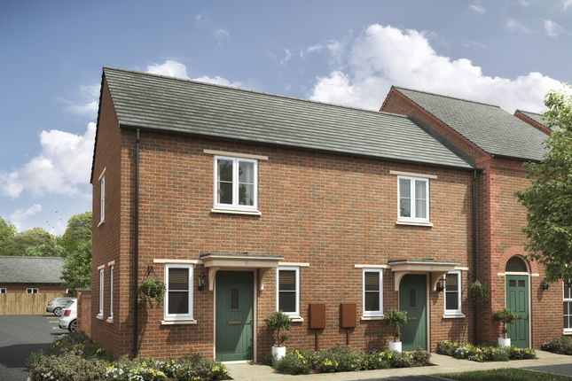 """1 bed terraced house for sale in """"The Bardon I"""" at Tay Road, Leicester LE19"""