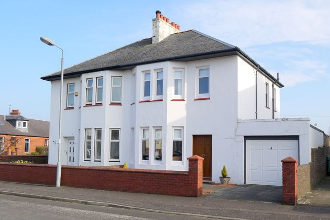 Thumbnail Semi-detached house for sale in Maryborough Avenue, Prestwick