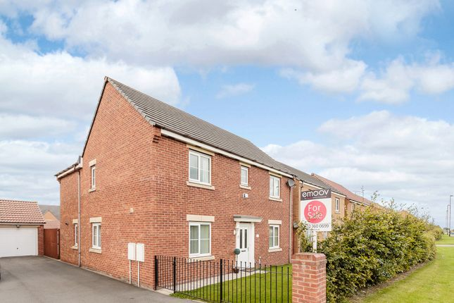 Thumbnail Detached house for sale in Acorn Lane, Shiremoor