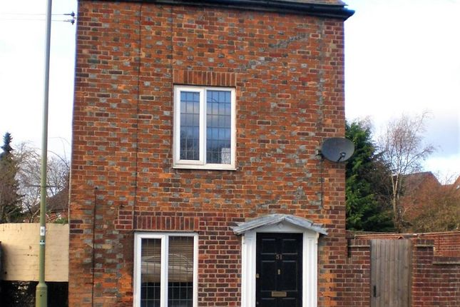 Thumbnail Detached house to rent in Wallingford Street, Wantage