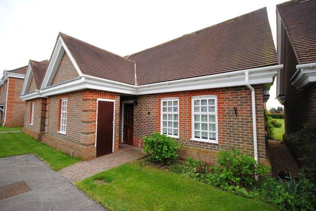 Thumbnail Bungalow for sale in 5 Priestland Gardens, Castle Village, Berkhamsted, Hertfordshire