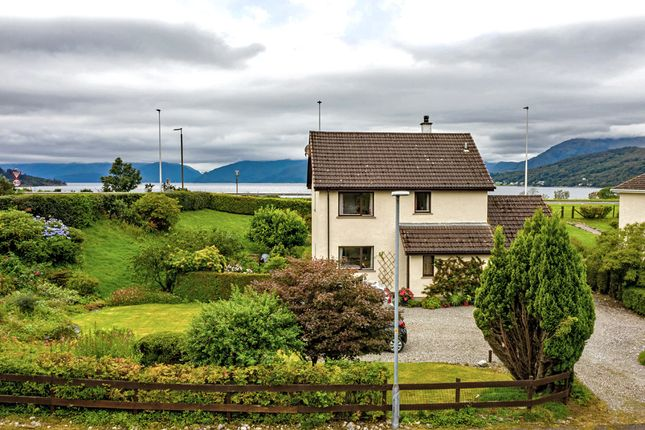 Thumbnail Detached house for sale in 5 Achnalea, North Ballachulish