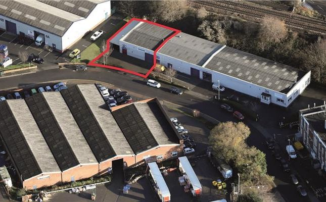 Light industrial to let in Unit 3C, Olympia Industrial Estate, Gelderd Lane, Leeds, West Yorkshire