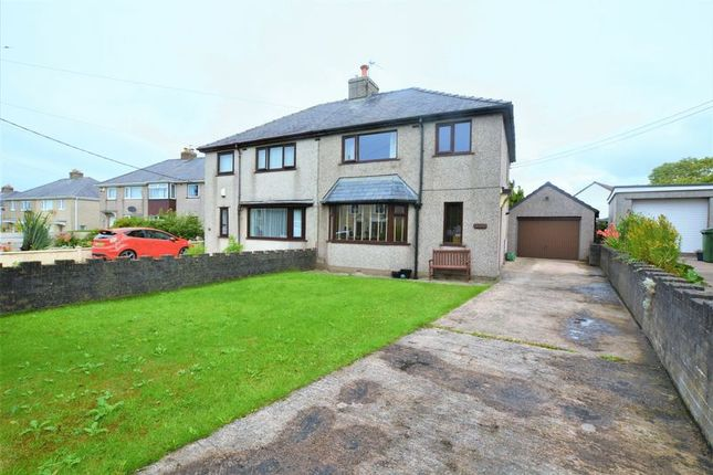 Thumbnail Semi-detached house to rent in Main Road, High Harrington, Workington