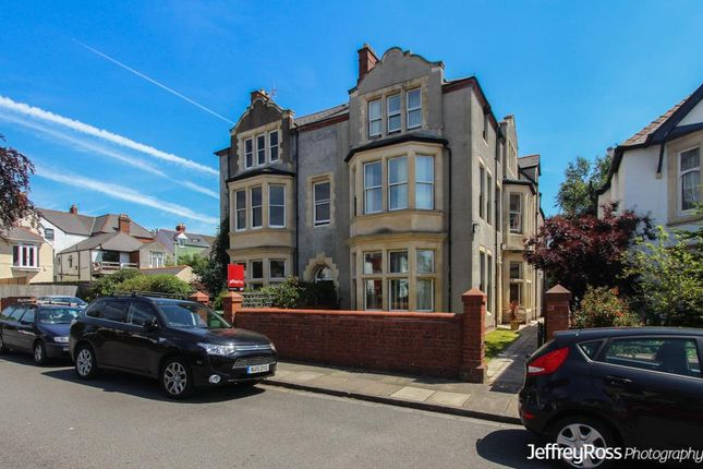 Thumbnail Flat to rent in Palace Road, Llandaff, Cardiff