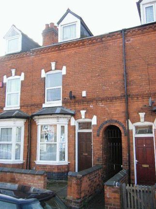 Thumbnail Terraced house to rent in Alton Road, Selly Oak