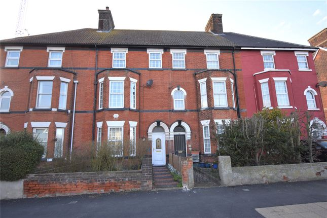 Thumbnail Terraced house for sale in Main Road, Harwich