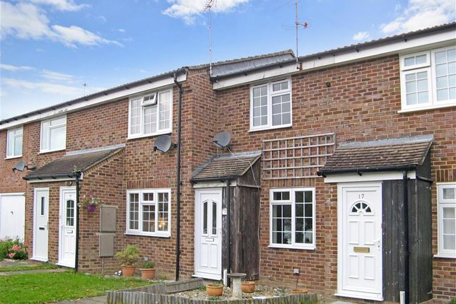2 bed terraced house for sale in Mapledown Close, Southwater, West Sussex