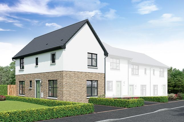 """3 bed semi-detached house for sale in """"Burford"""" at Covenanter Way, Alford AB33"""