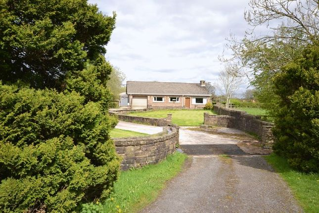 Thumbnail Bungalow for sale in Marsh House, Preston Road, Charnock Richard