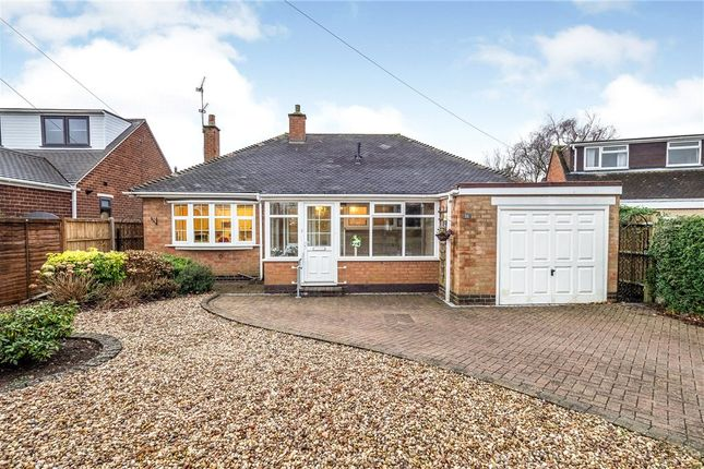 Thumbnail Bungalow for sale in Eden Croft, Kenilworth, Warwickshire
