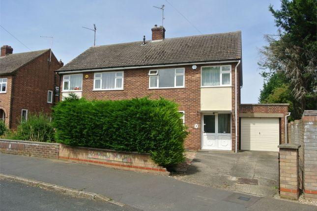Semi-detached house for sale in Mead Close, Peterborough, Cambridgeshire